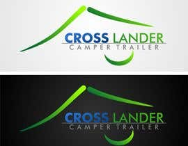 nº 21 pour Logo Design for Cross Lander Camper Trailer par doarnora
