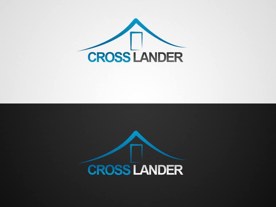 Contest Entry #                                        74                                      for                                         Logo Design for Cross Lander Camper Trailer