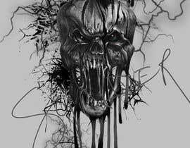 #57 для Illustrate a Skull - 27/06/2020 13:30 EDT от HUOO0