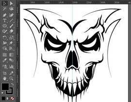 #71 для Illustrate a Skull - 27/06/2020 13:30 EDT от SriniEngg