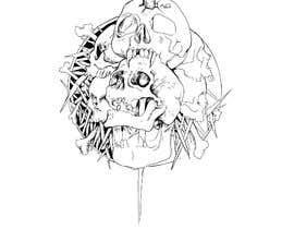 #72 для Illustrate a Skull - 27/06/2020 13:30 EDT от andijuliannn