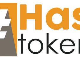 #35 for Design a Logo for Hashtokens by woworks