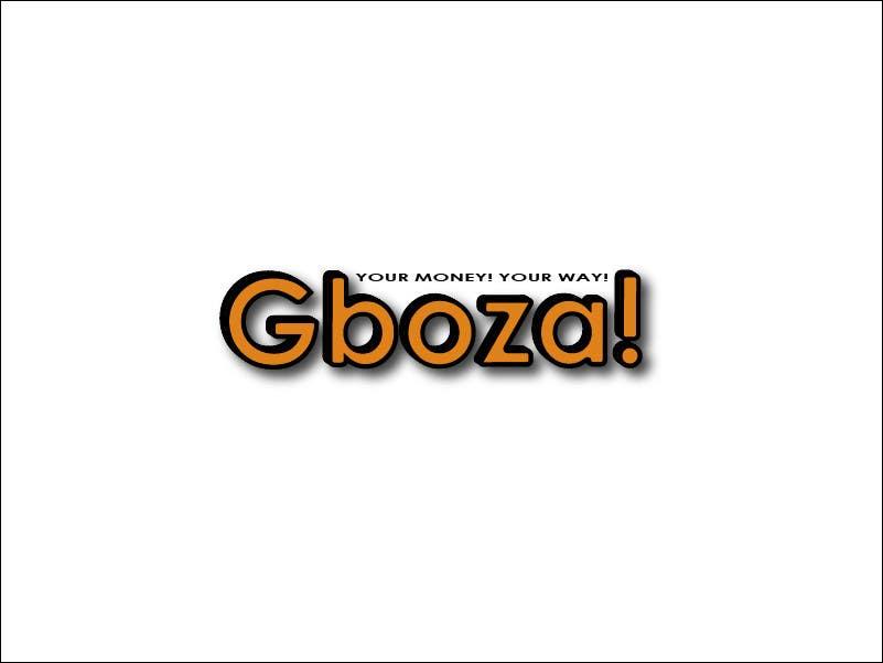 Konkurrenceindlæg #                                        64                                      for                                         Logo Design for Gboza!