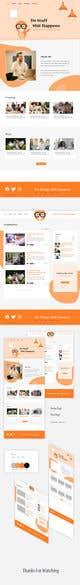 Imej kecil Penyertaan Peraduan #                                                62                                              untuk                                                 Design and build a Wordpress blog website