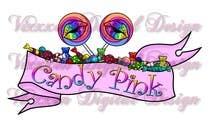 Graphic Design Inscrição do Concurso Nº83 para Logo Design for Candy Pink