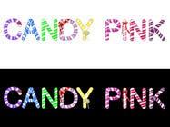Graphic Design Inscrição do Concurso Nº16 para Logo Design for Candy Pink