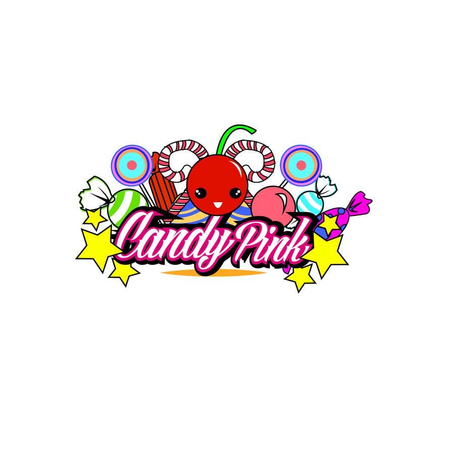 Inscrição nº                                         36                                      do Concurso para                                         Logo Design for Candy Pink