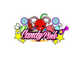 #36 para Logo Design for Candy Pink por brandonLee24