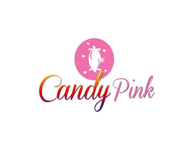 Inscrição nº                                         86                                      do Concurso para                                         Logo Design for Candy Pink