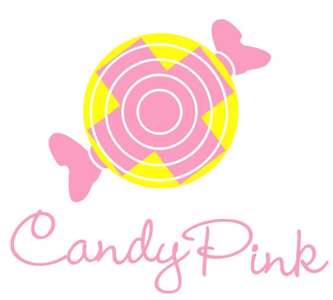 Inscrição nº                                         1                                      do Concurso para                                         Logo Design for Candy Pink
