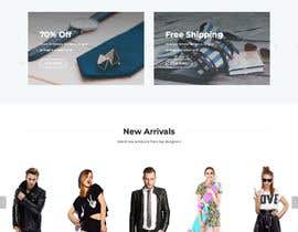 #14 cho Move wix website design to a better web and mobile design bởi freelancernafiz1