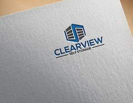 #210 for LOGO DESIGNER- Clearview Self Storage af mamunabdullah129
