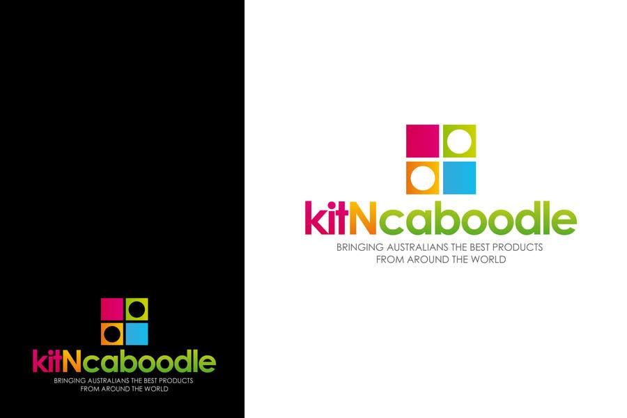 Kilpailutyö #20 kilpailussa Logo Design for kitncaboodle