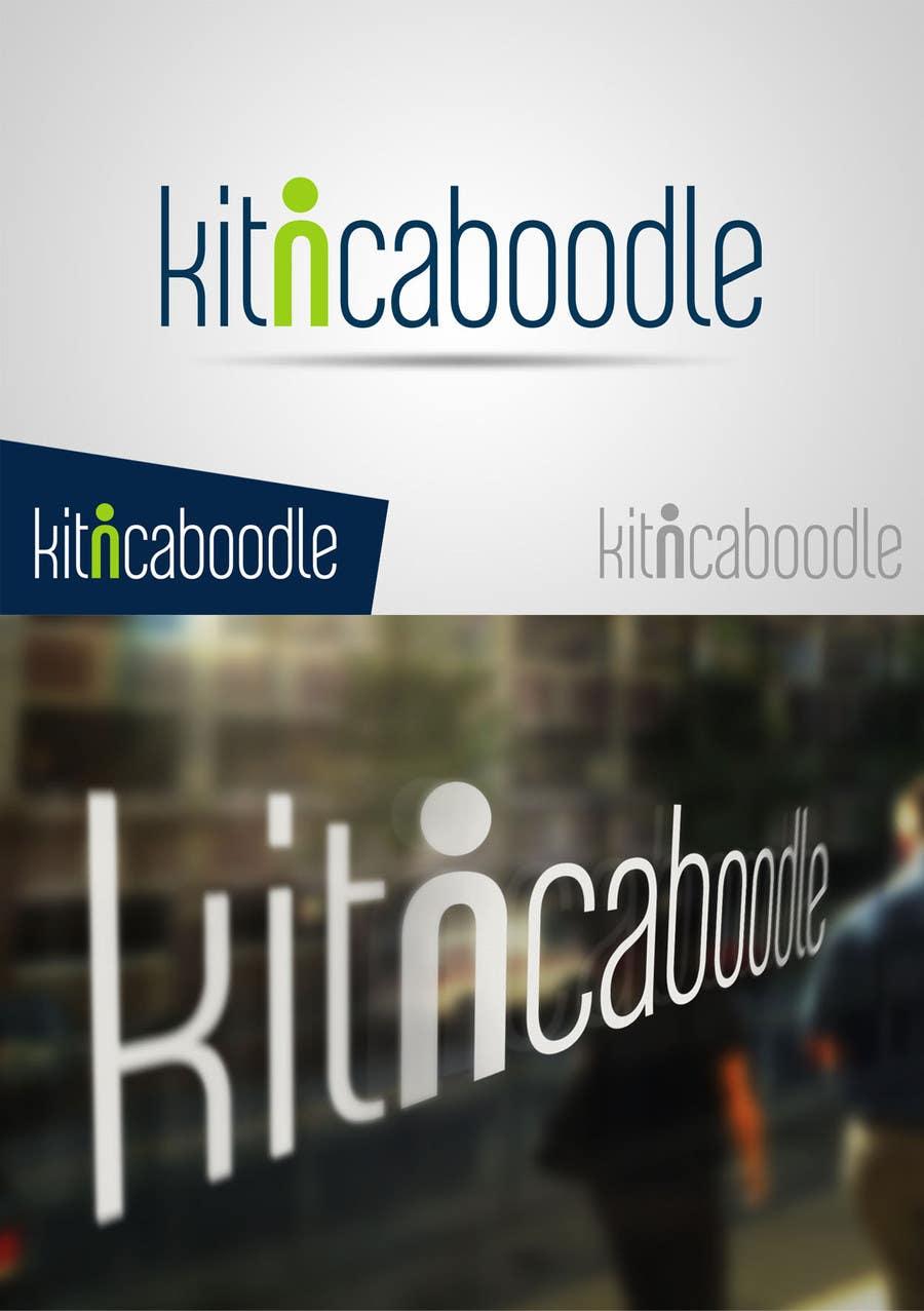 Kilpailutyö #76 kilpailussa Logo Design for kitncaboodle