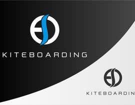 Nro 125 kilpailuun Design a Logo for my kiteboarding company käyttäjältä omenarianda