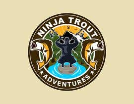 #46 cho Design A Logo Contest For Ninja Trout Adventures bởi philly27