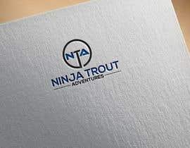 Nro 38 kilpailuun Design A Logo Contest For Ninja Trout Adventures käyttäjältä graphicrivar4
