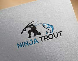 #44 cho Design A Logo Contest For Ninja Trout Adventures bởi aktherafsana513