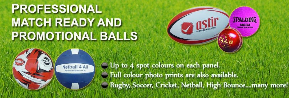 Bài tham dự cuộc thi #                                        4                                      cho                                         Sports Balls Banner