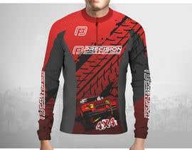 Nro 3 kilpailuun Design Sublimation Shirt käyttäjältä rifh76