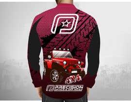 Nro 4 kilpailuun Design Sublimation Shirt käyttäjältä rifh76