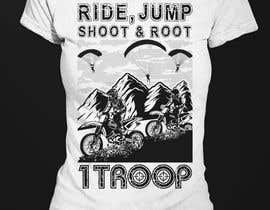 #11 for T Shirt design by sajeebhasan166