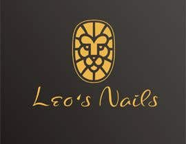 #56 for Design me a logo and banner for Leo's Nails by candrawardhana