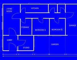 #6 untuk duplex house planning oleh tanmoy0168