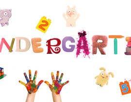 #19 for Design a Banner for Kindergarten by cristaivan