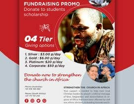 #106 for I need a fundraising promo designed by SK813
