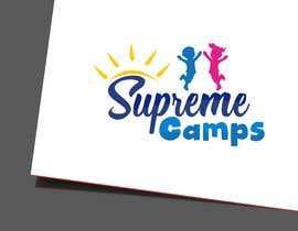 #52 pёr Supreme Camps Logo nga usaithub