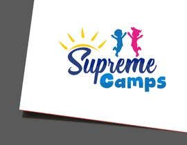 nº 52 pour Supreme Camps Logo par usaithub