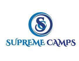 nº 114 pour Supreme Camps Logo par firoz909