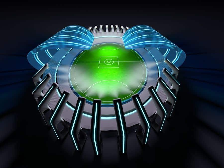 Konkurrenceindlæg #                                        33                                      for                                         Oneball stadium