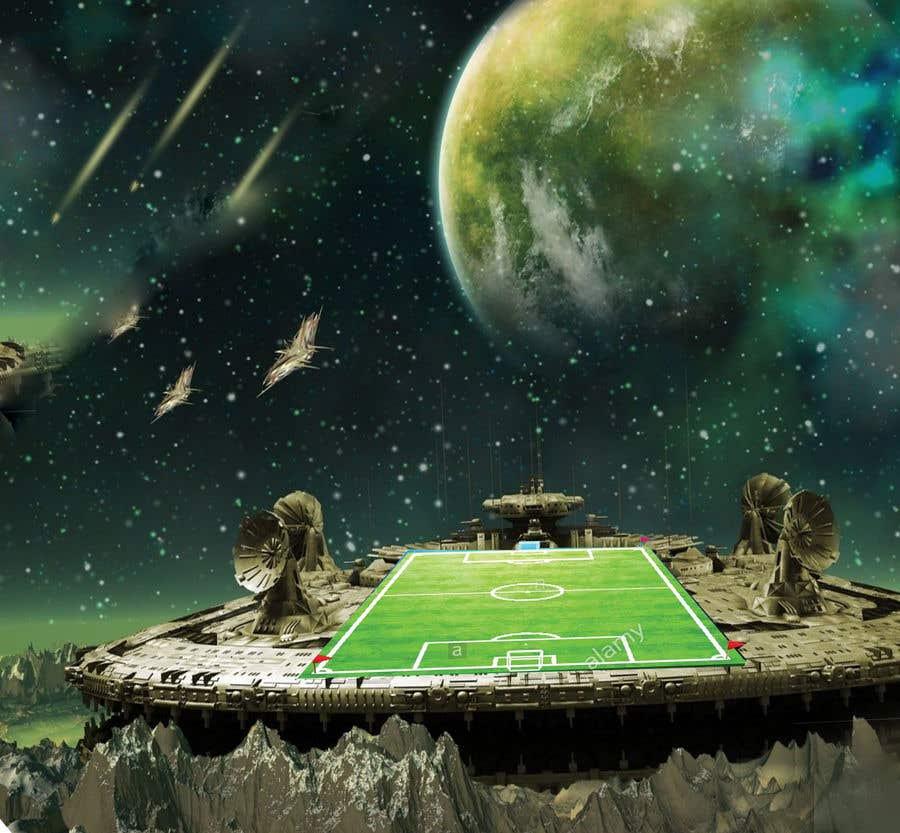 Konkurrenceindlæg #                                        37                                      for                                         Oneball stadium