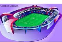 Graphic Design Konkurrenceindlæg #28 for Oneball stadium