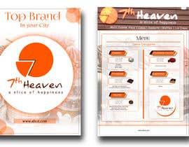 #10 für Create a new menu and cake box design von biplab2006