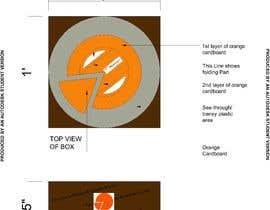 #3 für Create a new menu and cake box design von yogitacreate14