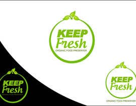 #44 untuk Design a Logo for a Food Preserver Brand  (Future Work Guaranteed) oleh OviRaj35