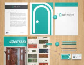 #82 for Design a Logo for Door Avalon Company by justraghav8
