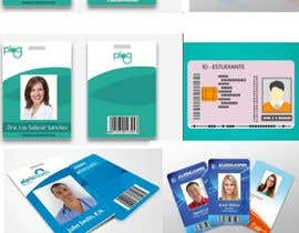 Nro 6 kilpailuun Diseño/Maquetación de App para diseño de credenciales käyttäjältä airengb
