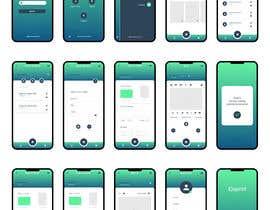 Nro 4 kilpailuun Diseño/Maquetación de App para diseño de credenciales käyttäjältä jhova29