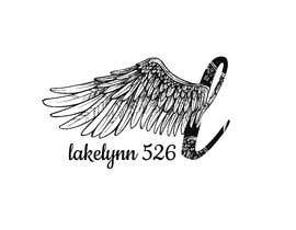 """#4 for My apparel company is called Lakelynn 526.  I want to combine detailed angel wings with the letter """"L"""". Similar to the images attached. This design needs to detailed be ready to have patches made of this image to be sewn on my apparel. af ahmedehabahmed"""