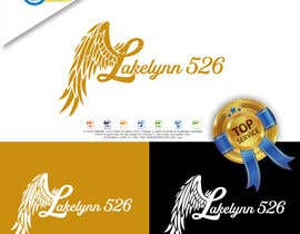 """#29 for My apparel company is called Lakelynn 526.  I want to combine detailed angel wings with the letter """"L"""". Similar to the images attached. This design needs to detailed be ready to have patches made of this image to be sewn on my apparel. af Maxbah"""