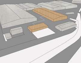 Nro 13 kilpailuun Design a simple site layout map. käyttäjältä aiswaryaramesh07