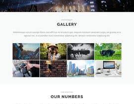 #119 cho Refresh our website - new design wanted bởi mushabberul