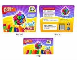 Nro 17 kilpailuun Design a set of packaging labels käyttäjältä ANTIHERO1922