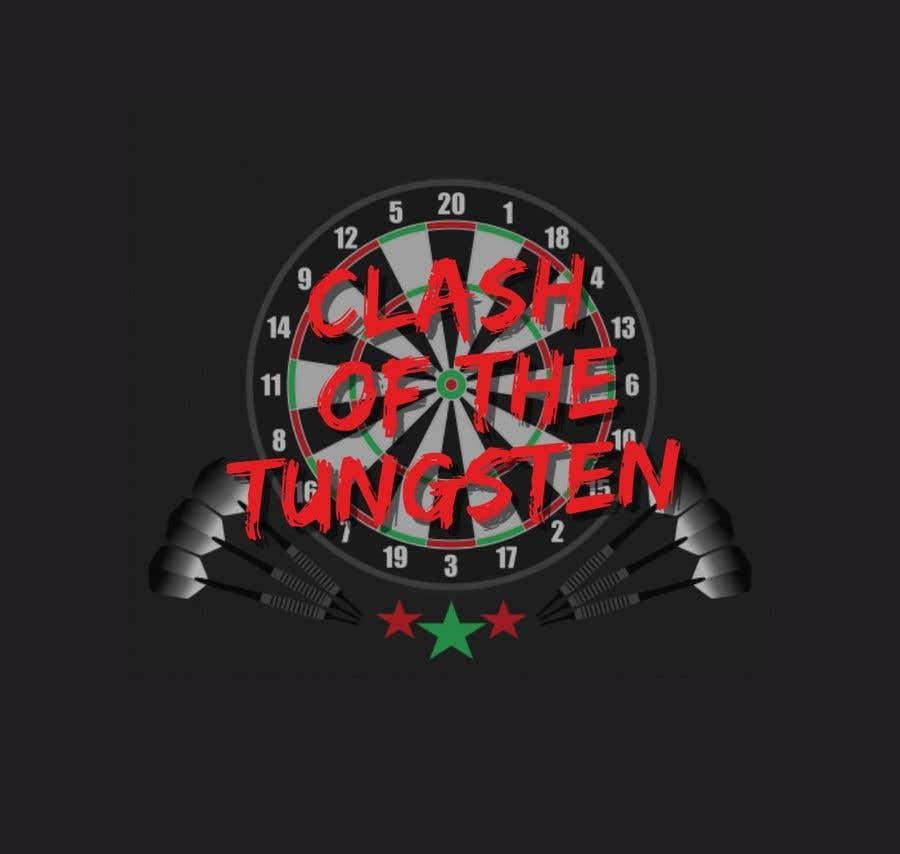 Kilpailutyö #                                        8                                      kilpailussa                                         Logo For A Darts Related Youtube Channel
