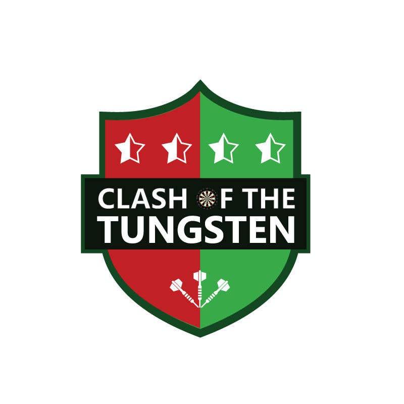 Kilpailutyö #                                        17                                      kilpailussa                                         Logo For A Darts Related Youtube Channel