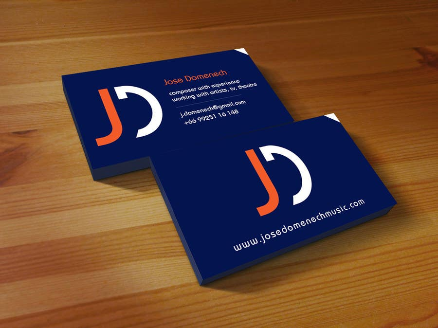 Contest Entry #58 for Logo Design and Business Card Musician